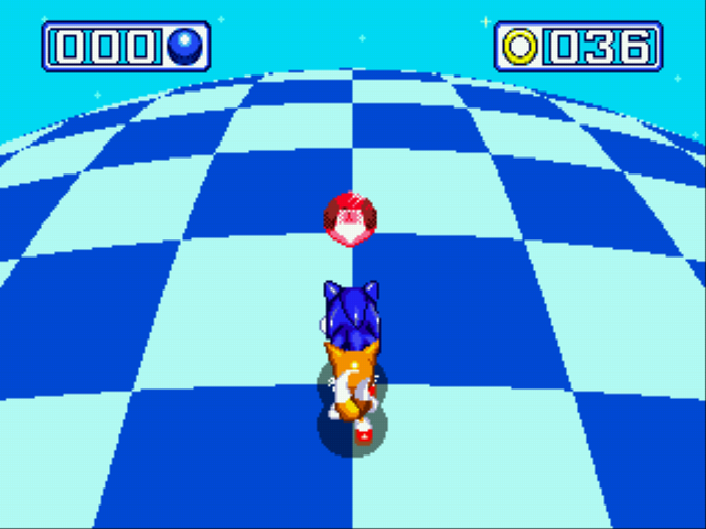 Sonic the Hedgehog 3 - Emerald #6 - User Screenshot